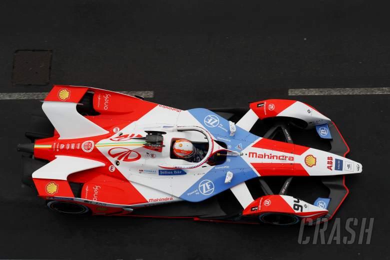 Lynn secures Formula E pole position on home soil at London E-Prix