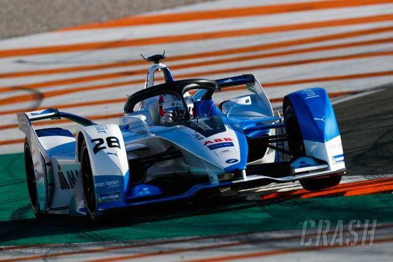 da Costa keeps BMW on top of Formula E pre-season test