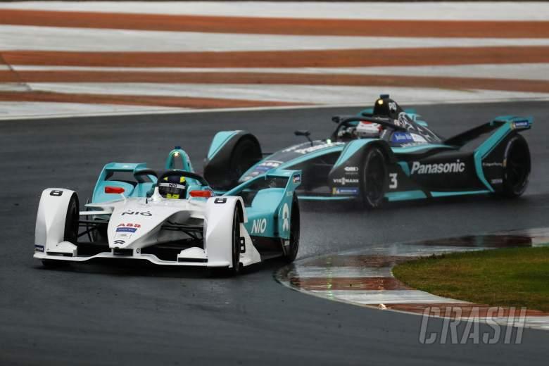Formula E mengkonfirmasi tanggal pengujian pra-musim