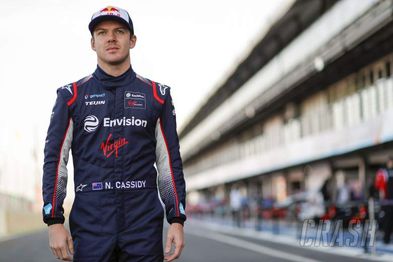 Envision Virgin Racing snaps up Nick Cassidy for 2020/21 FE season