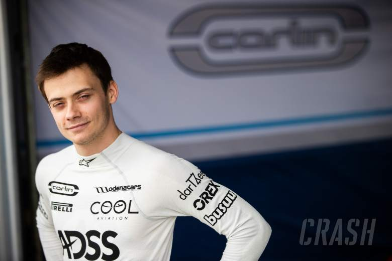 Deletraz gets Haas F1 simulator role for 2019