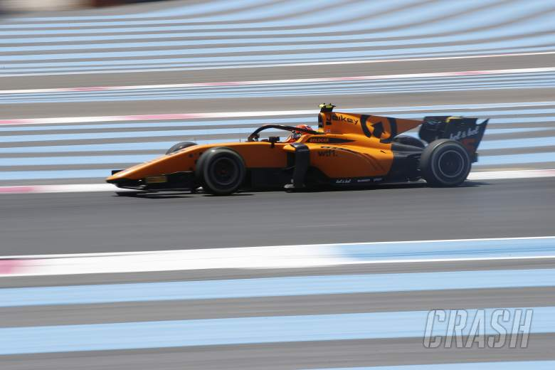 F2 France - Qualifying Results