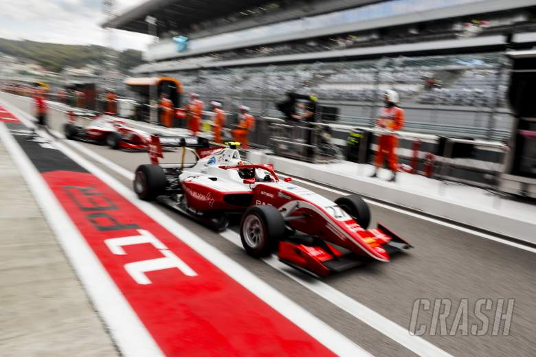 Formula 3 Russia - Qualifying Results