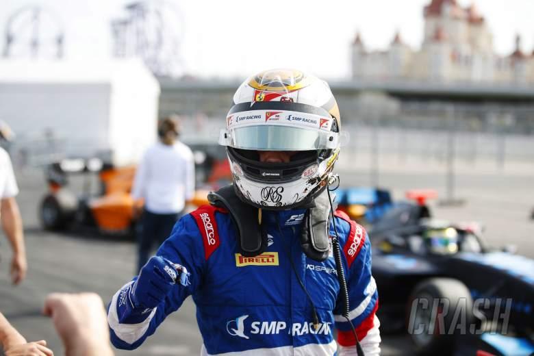 Shwartzman mendekati gelar F3 setelah mencetak pole Sochi