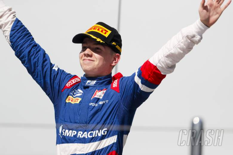 Shwartzman excited by prospect of F2 step for 2020