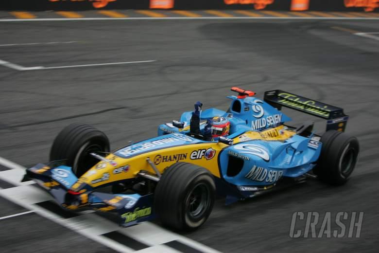 Penggerak terbesar Fernando Alonso dalam karir F1-nya