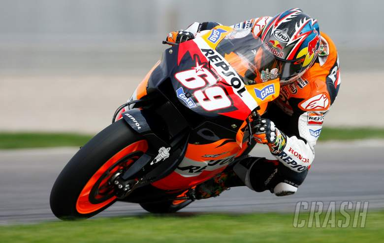 Nicky Hayden's #69 retired from MotoGP