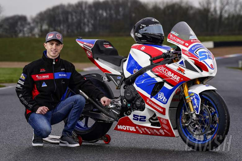 Former Moto3 star Danny Kent 'grateful' for BSB chance with Buildbase Suzuki