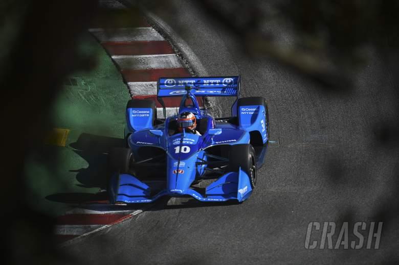 Rosenqvist pips Newgarden di latihan terakhir Laguna Seca