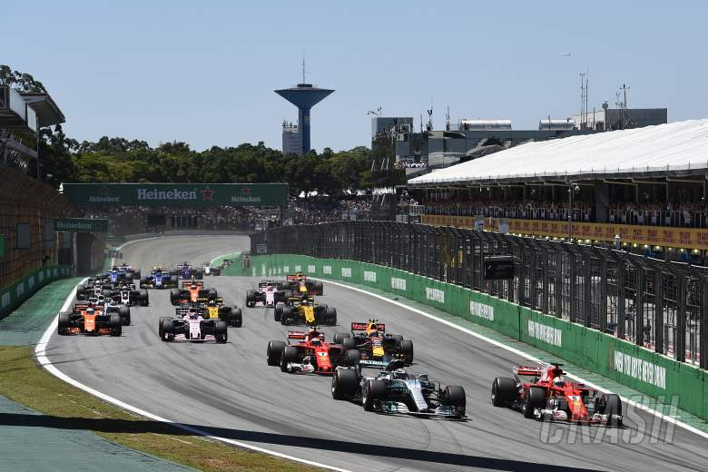 Kapan F1 Brazil Grand Prix dan bagaimana saya bisa menontonnya?