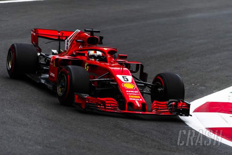 Vettel takes Baku F1 pole as late mistake costs Raikkonen