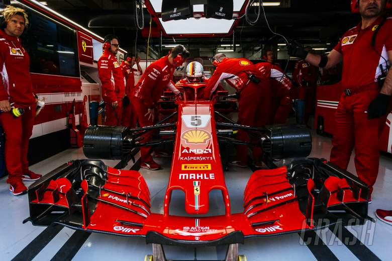 Marchionne reiterates Ferrari F1 quit threat still live