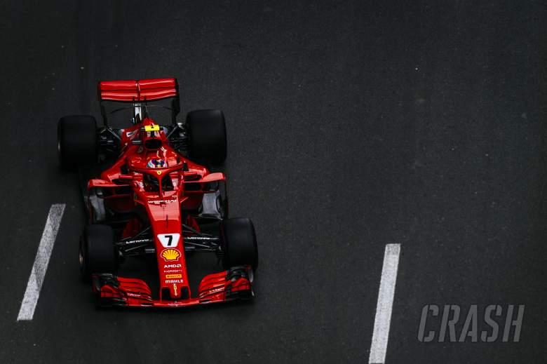 Raikkonen: No excuse for 'f**k up' on final Q3 lap