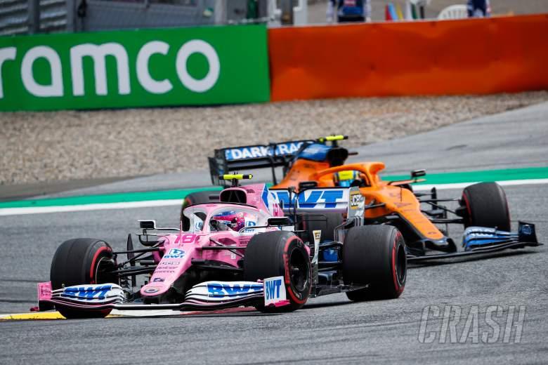 "McLaren worried F1 risks becoming ""a copy championship"""