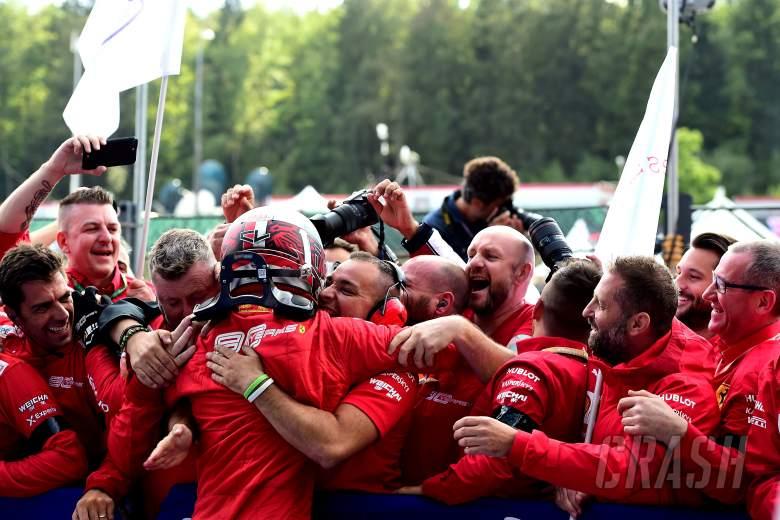 F1 Race Analysis: How Ferrari's split strategies paid off at Spa
