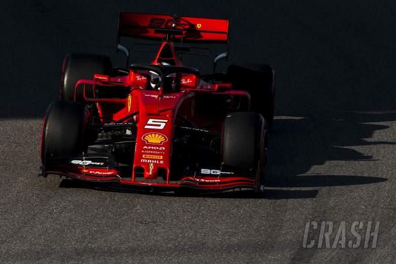 """Dia harus menutupnya"" - transkrip radio GP Rusia Ferrari"