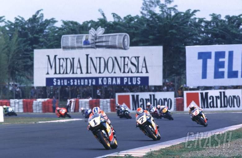 Mick Doohan, Repsol Honda, Indonesia MotoGP, Sentul,