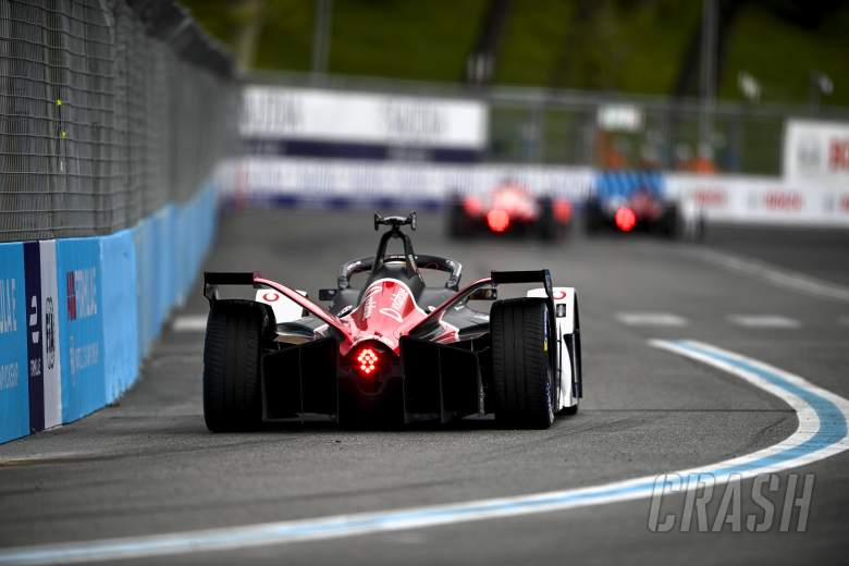 2021 FIA Formula E Rome E-Prix - Race 1 Qualifying results