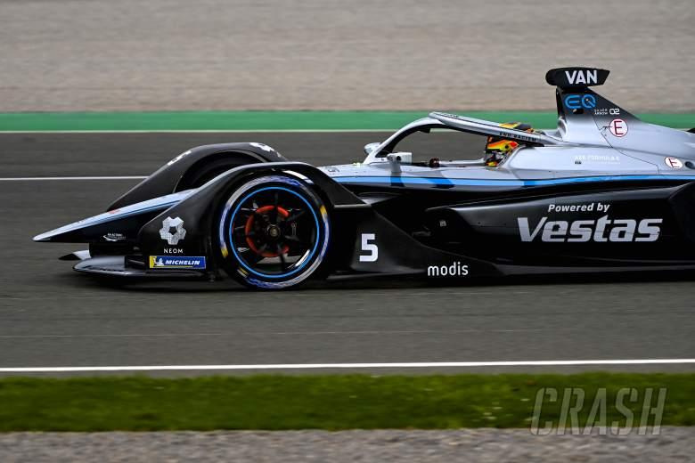 E-Prix Valencia: Stoffel Vandoorne Bukukan Pole Position Race 1