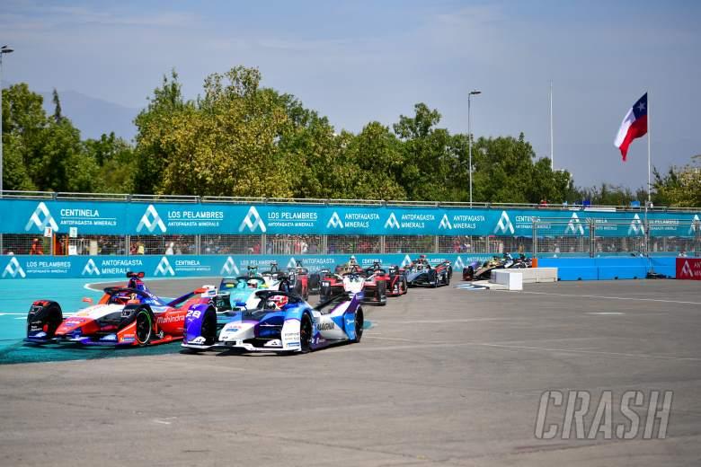 Formula E menunda putaran pembukaan musim 2021 di Chili