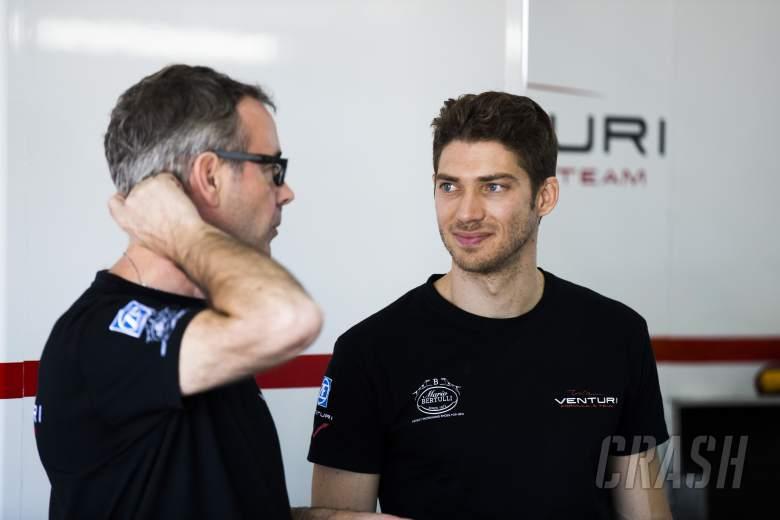 Mortara joins Venturi for Formula E season four