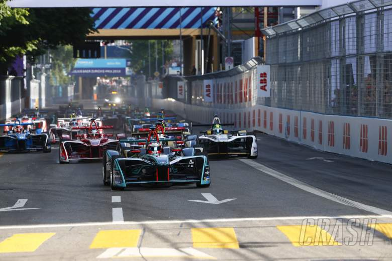 Bern completes Formula E calendar for Season 5