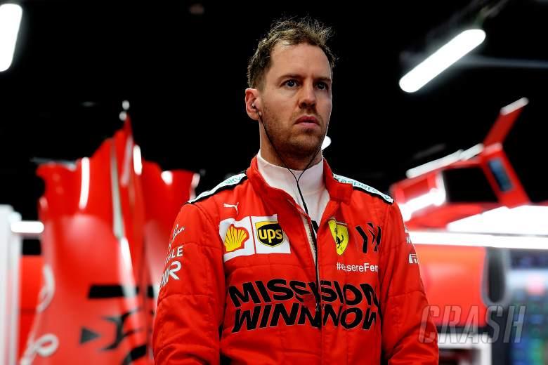 Vettel to keep Ferrari F1 pay cut talks private