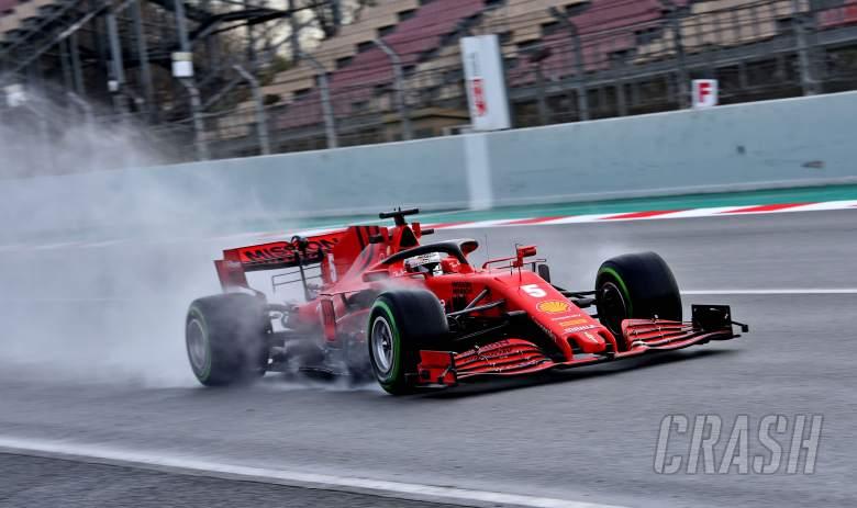 Vettel: Ferrari did not leave strongest impression in F1 testing