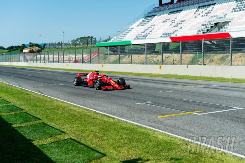 """Mugello """"deserves"""" to host F1 race - Vettel"""