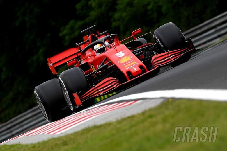 Ferrari mengaku sudah kehilangan performa sejak mesin F1 ditutup