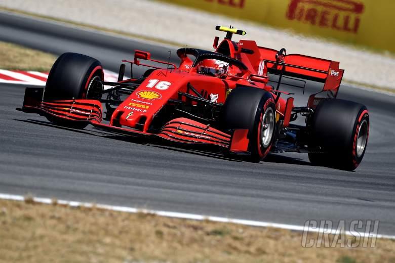Ferrari identifies PU issue behind Leclerc's F1 Spanish GP DNF