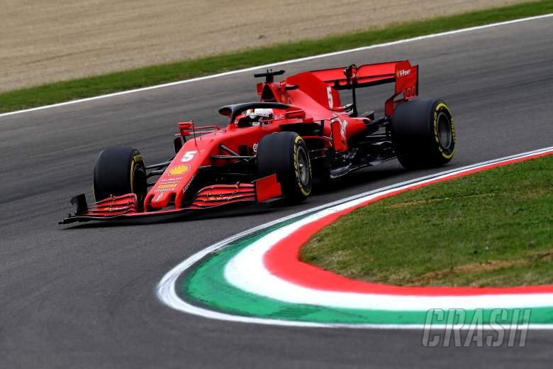 Sebastian Vettel berada di jalur musim F1 terburuk dalam karirnya