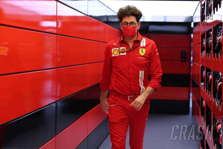 Unwell Ferrari F1 boss Mattia Binotto to skip Abu Dhabi GP