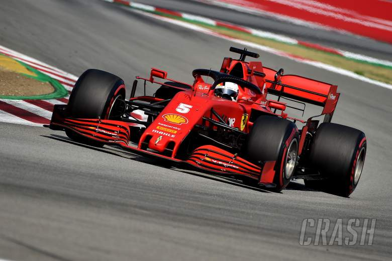 "Vettel belum menemukan ""peluru perak"" untuk menyelesaikan perebutan mobil F1 Ferrari"