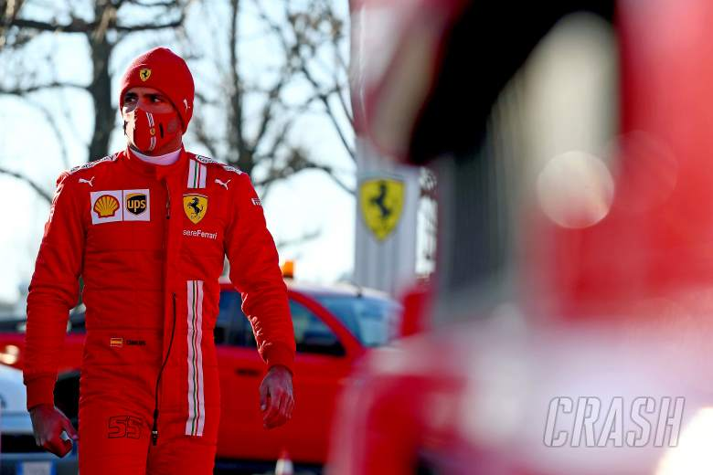 Sainz expects 'transition year' in debut Ferrari F1 season