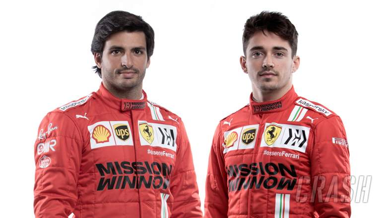 """Leclerc ready to play """"smart"""" team game with Sainz at Ferrari in F1 2021"""