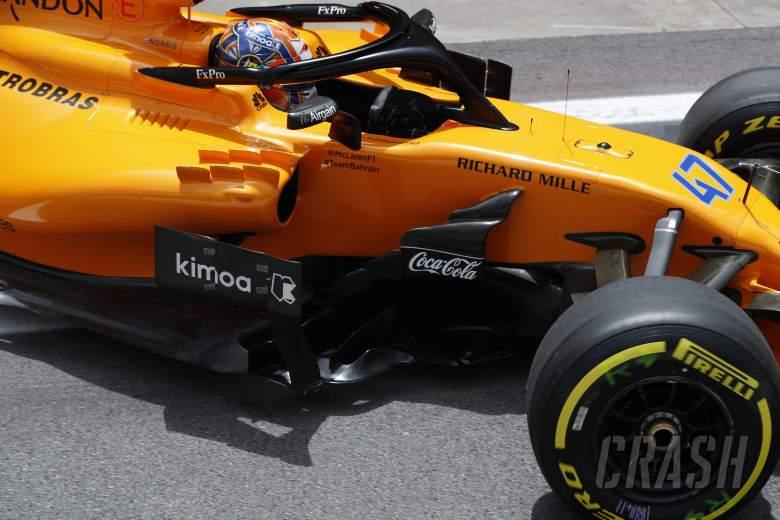 McLaren dalam pembicaraan dengan Coca-Cola mengenai kesepakatan sponsor di masa depan
