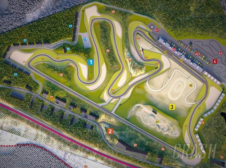 Finlandia mengatakan putaran MotoGP ditunda