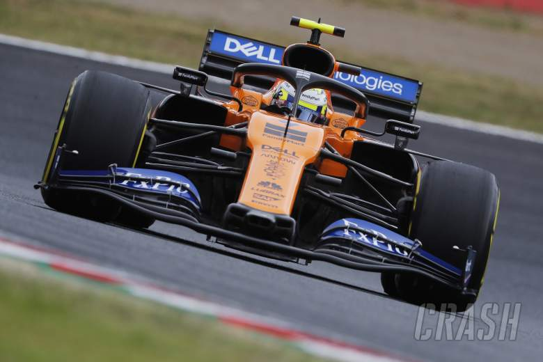 McLaren to revise 2020 F1 car concept in bid to catch top three
