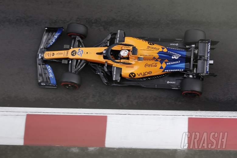 McLaren mengumumkan kemitraan yang diperluas dengan BAT