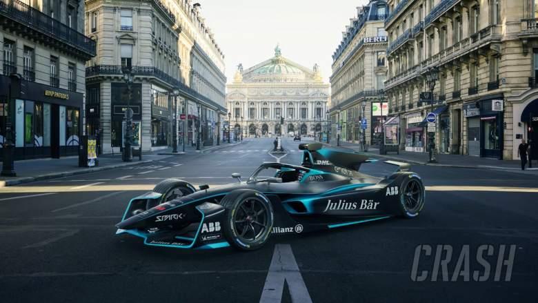 Formula E mengungkapkan sasis 'Gen2 Evo' yang diperbarui untuk Musim 7
