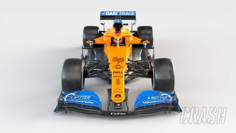 McLaren, MCL35, F1,