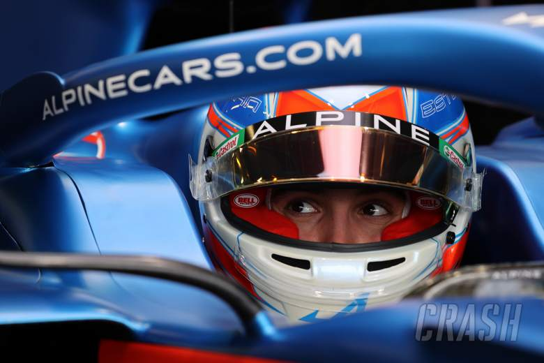 """""""We need a win"""" - Ocon outlines Alpine's ambitions for F1 2021"""