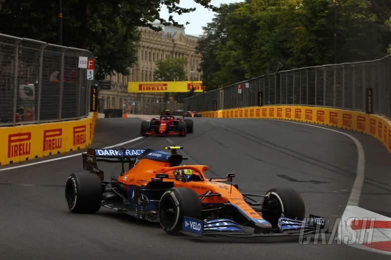 McLaren target improved qualifying in bid to reclaim P3 from F1 rivals Ferrari