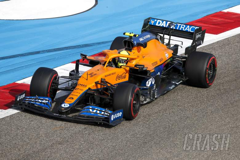 McLaren 'can't get complacent', needs to improve one-lap F1 pace - Norris
