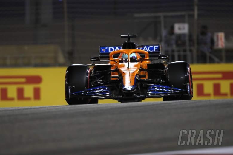 "Ricciardo seeking ""last 5%"" in McLaren F1 car after 'big step' in qualifying"