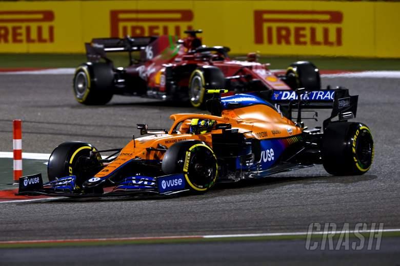 VIDEO: Ferrari vs McLaren untuk P3 Konstruktor, Siapa Lebih Unggul?