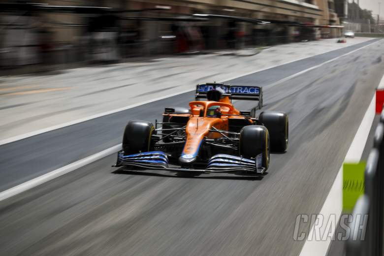 McLaren: Not clear if high-rake is best solution for new F1 rules
