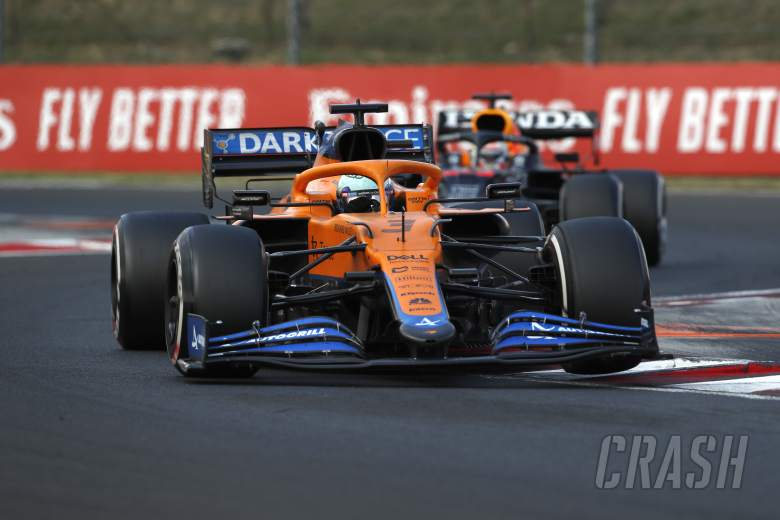 "Ricciardo's ""huge"" performance loss revealed after McLaren F1 car damage"