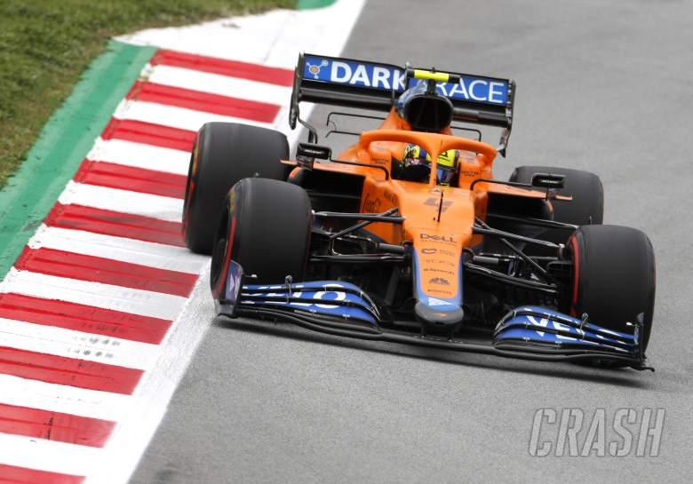 Pertahankan P3 Klasemen, McLaren Lanjutkan Pengembangan MCL35M